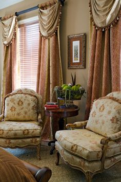 Elegant Window Treatments Gorgeous With Elegant Window Treatment Picture
