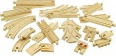 Pachet de extindere sine din lemn (25 piese)