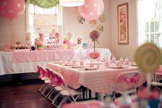 Sweet Shoppe 6ta fiesta de cumpleaños - Ideas de Kara Party - El lugar para todo el partido de las cosas