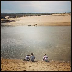Brancaster Beach http://www.2posh2pitch.co.uk #Glamping in the #NorthNorfolkcoast