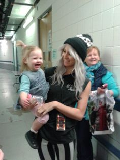 Lux and Lou