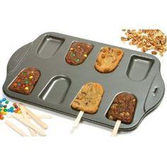 Amazon.com: Norpro Nonstick Cake-Sicle Pan with 24 Sticks: Kitchen & Dining