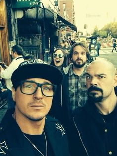 Ghost Adventures love zak in this one! Look at his face. Its like hes begging to be saved from the weirdos in the background