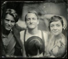 The Lumineers, from left: Wesley Schultz, Jeremiah Fraites and Neyla Pekarek.