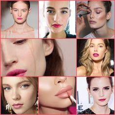 Ro&Ro Beauty Blog: Make Up Trend: Pink Lips