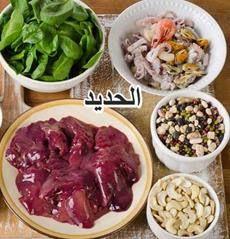 اين يوجد الحديد في الطعام بكثرة Food Beef Health