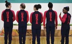 6. The Final Five:     The U.S. women's gymnastics team is leaving with an astounding nine medals, including golds in the team and all-around races.      -  Usain Bolt, Michael Phelps lead 2016 Olympic power rankings:  August 20, 2016
