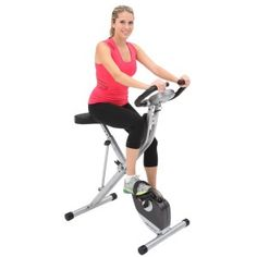 Upright Exercise Bike Folding Magnetic Stationary Bikes Cardio Indoor Fitness Cycling Home Gym Workout Bicycle Folding Cycle Foldable NEW Folding Exercise Bike, Best Exercise Bike, Upright Exercise Bike, Exercise Bike Reviews, Upright Bike, Bicycle Workout, Bike Folding, Bike Workouts, Bicycles