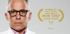 Geoffrey Zakarian - The Water Club's Lifestyle Culinary Consultant #chopped #ironchef #superfoods