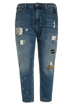 Kleding Scotch Shrunk DEAN - Relaxed fit jeans - blue coyote Blauw denim/bluedenim: € 99,95 Bij Zalando (op 4/08/17). Gratis verzending & retournering, geen minimum bestelwaarde en 100 dagen retourrecht!