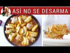 CHUPIN DE PESCADO y truco para cocinar pescado firme - YouTube
