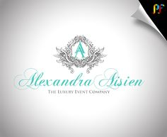 Logo for a Luxury Event Planning Company