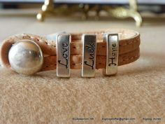 Cork Bracelet: All Natural, renewable, eco-friendly.