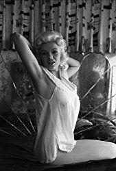 Jayne Mansfield at home