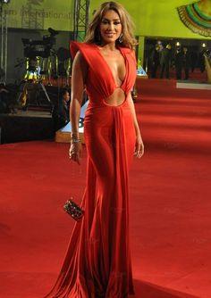 Arab Celebrity Style: Maya Diab « Fashion & Beauty « Sans Retouches