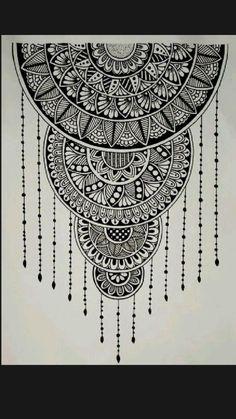 Easy Mandala Drawing, Mandala Doodle, Doodle Art Drawing, Mandala Sketch, Simple Mandala, Zen Doodle, Mandala Art Therapy, Mandala Art Lesson, Mandala Artwork
