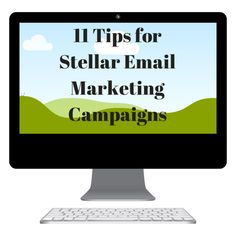 11 Tips for Stellar Email Marketing Campaigns | ID.CREATIVE Blog, written by @wedeljill