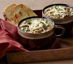 Slow Cooker White Chicken Chili :: Recipes :: MyPanera