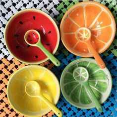 Ideas Fruit Bowl Ceramic Clay For 2019 Ceramic Clay, Ceramic Bowls, Ceramic Pottery, Clay Art Projects, Clay Crafts, Arts And Crafts, Pottery Painting, Ceramic Painting, Fruit Painting