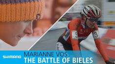 Dedication, passion and determination to win her World Championships title cyclo-cross. It turned out to be an emotional rollercoaster and not the result. Marianne Vos, Emotional Rollercoaster, World Championship, My Passion, Battle, Crochet Hats, My Crush, Knitting Hats