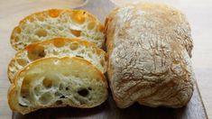 Ciabatta, Food Art, Ricotta, Recipies, Food And Drink, Bread, Nova, Kitchen, Pies