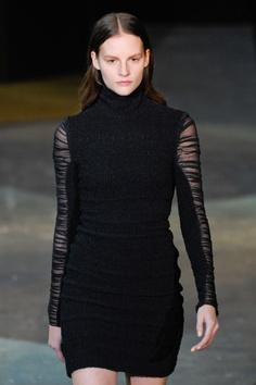 Alexander Wang at New York Fashion Week Fall 2012
