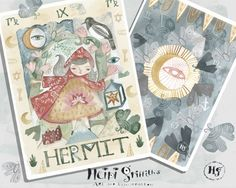 Tarot Assignment by Heidi Griffiths