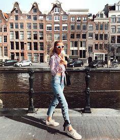 WEBSTA @ queenofjetlags - WEEKEND ⛔️ Amsterdam Photos, Amsterdam Fashion, Amsterdam Travel, Fall Winter Outfits, Summer Outfits, Amsterdam Photography, Timeless Fashion, Everyday Fashion, Fitness Fashion