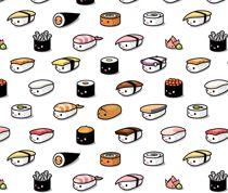 how to make sushi meme panel