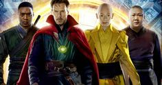 How Benedict Cumberbatch Almost Lost His Doctor Strange Role -- Benedict Cumberbatch reveals how he almost lost the role of Doctor Strange as Empire Magazine debuts two new covers featuring the Sorcerer Supreme. -- http://movieweb.com/doctor-strange-movie-benedict-cumberbatch-casting/