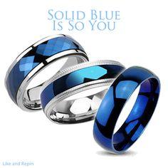 Do You Love Blue Jewelry? #BuyBlueSteel