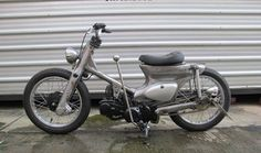 Honda Cub # K SPEED