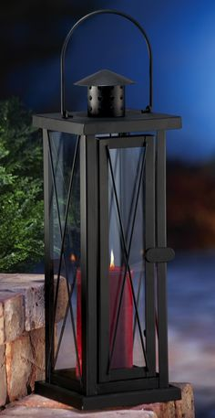 I need to get some lanterns - they look so pretty outside all throughout the year