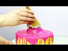 Amazing Cakes Compilation - Most Satisfying Cake Style Decorating tutorials - Must See 2017 - YouTube