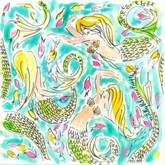 Mermaids | Lilly 5x5