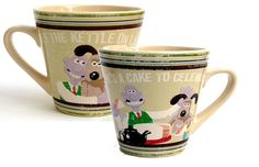 Wallace and Gromit Mug from BBC America Shop on shop.CatalogSpree.com, your personal digital mall.