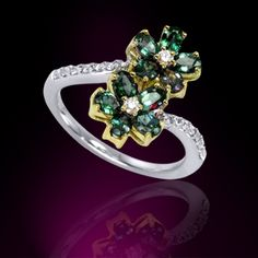 Mark Henry Alexandrite... Wish they had this one when I picked out my ring!