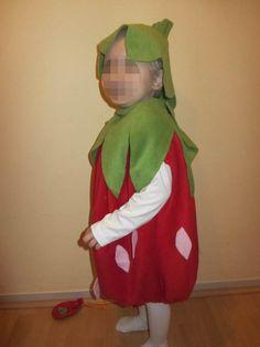 Kostüm Erdbeere für Kinder – knuffeliges.de