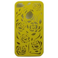 Hey!Do you like yellow and rose?Do you like your iPhone 4/4S appear with them?This hard case cover can help you!Check it out now!