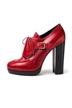 Hermès fall 2013 shoes