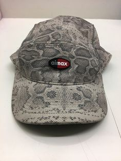 a091ac652be Buy Supreme Supreme X Nike Air Max Running Hat (snakeskin)