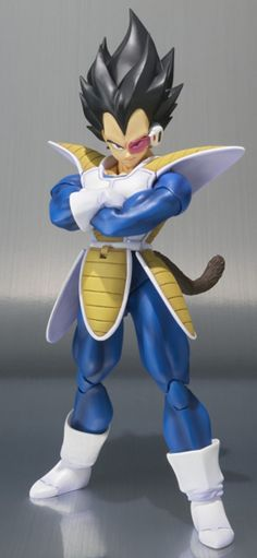 Dragonball Z S.H. Figuarts Vegeta normal version pre-order