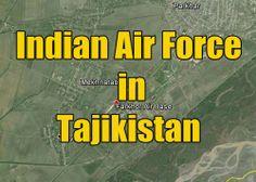 Farkhor Air Base Indian Air Force in Tajikistan