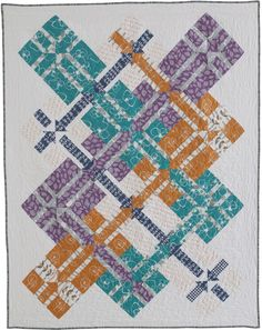 Shortcut, finalist quilt in the Be Creative Quilt Challenge sponsored by McCalls Quilting, Quilter's Newsletter. Shortcut will be in a traveling exhibit at the 2016 Original Quilt and Sewing Expos in locations throughout the U.S, including the America Quilts Expo.
