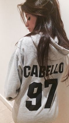 Find images and videos about fifth harmony, camila cabello and on We Heart It - the app to get lost in what you love. Tumblr Fashion, Grey Fashion, Spring Fashion, Fifth Harmony Camren, Tour Merch, Camila And Lauren, Grey Hoodie, Woman Crush, Havana