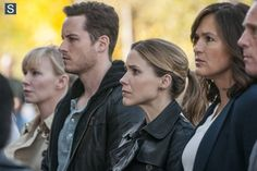 Halstead & Lindsay - 2x07 Chicago Fire - SVU - Chicago PD Crossover Episode