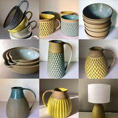 A few recent pots – Ceramic Art, Ceramic Pottery Pottery Bowls, Ceramic Pottery, Pottery Art, Pottery Supplies, Pottery Classes, Earthenware, Stoneware, Keramik Design, Ceramic Texture