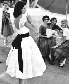 Dress from the 1950s