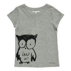 T-Shirt Hibou - Burberry - Smallable