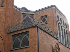 Eglise Saint-Jean de Montmartre (1904) - 19 rue des Abbesses, Paris XVIIIe, Architecte Anatole de Baudot